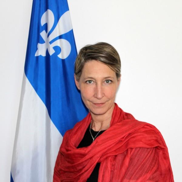 Ms. Stéphanie Allard-Gomez