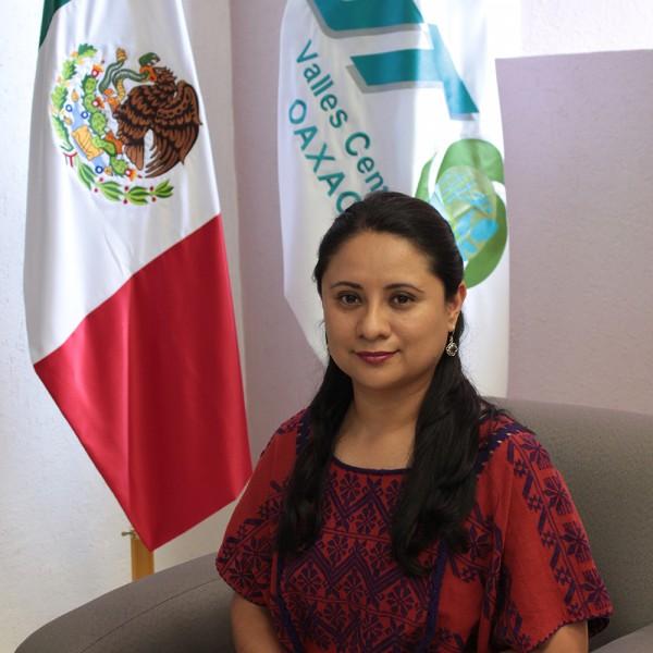Ms. Nydia Delhi Mata Sánchez